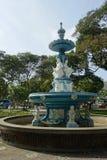 Dębna Kim Seng fontanna w Singapur Obraz Royalty Free