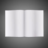3d book with blank covers Royalty Free Stock Photography