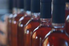 3d bottles model vit wine royaltyfri fotografi