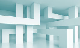 3d Building Blocks. 3d Abstract Building Blocks Background Royalty Free Stock Photos