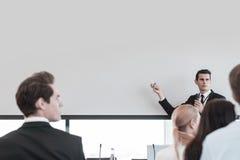 3d business dimensional presentation render shape three Arkivbilder