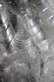 3d butelki modela plastikowy biel Fotografia Stock