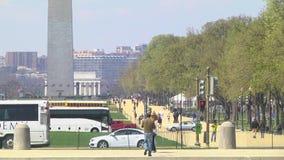 d c domu white Waszyngton C E zbiory wideo