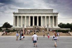 d c domu white Waszyngton C landmarks zdjęcie royalty free