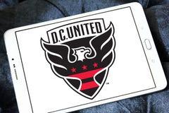 d C Logo uni de club du football Images stock