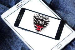 d C Zlany piłka nożna klubu logo obraz royalty free