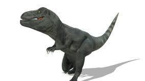 3D CG rendering dinosaur