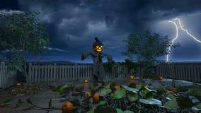 Jack o lantern Royalty Free Stock Photography