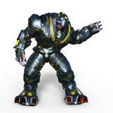 Robot stock illustration