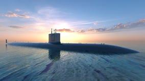 Submarine stock images