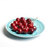 3 d cherry tła white obrazu Zdjęcie Royalty Free