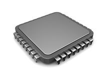 3d chip Royalty Free Stock Photography