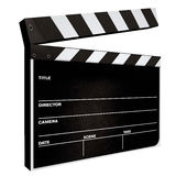 3d ciak Royalty Free Stock Image
