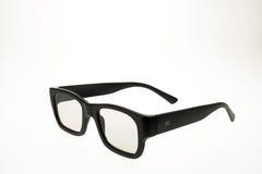 3D Cinema Glasses - Black Stock Images