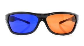 3D cinema glasses Stock Photography