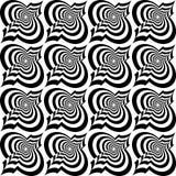 3D coloré Marrakech diagonal tordu gris Images stock