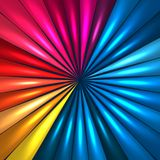 3d Colorful design abstract background Royalty Free Stock Images
