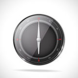 3d compass background Royalty Free Stock Images