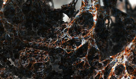 3d composition fractal Royalty Free Stock Image