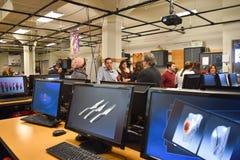 3-D copier lab przy Milwaukee Obraz Royalty Free