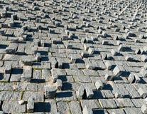 D?cor de pavimentação urbano Foto de Stock