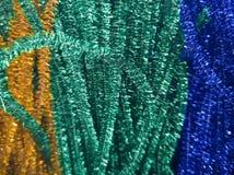 D?corations brillantes dans diff?rentes couleurs pour la couture photos stock