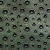 3d correcte systeem van de samenstellings grunge oude spreker Stock Foto's