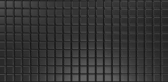 3d cuba a rendição abstrata do fundo 3d Imagem de Stock Royalty Free