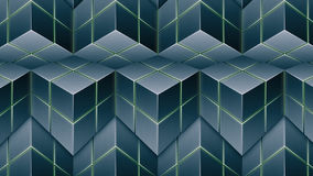 3d cubes Royalty Free Stock Photography