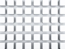 3d cubes background Stock Photography