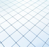 3d cubes tile background Stock Photos