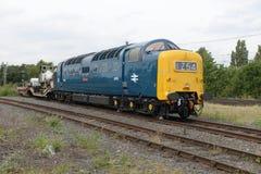 D9009 déltico diesel preservado en York el 10 de septiembre de 2017 Fotos de archivo