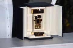 d'Or da câmera Imagens de Stock Royalty Free