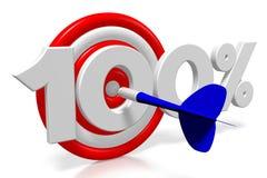 3D darts illustration - 100% Stock Photos