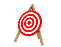 3d Darts Target Stock Photography