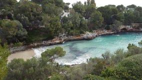 D'Or de Cala, Mallorca Fotografía de archivo libre de regalías