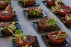 D& x27 de Hors de gourmet ; oeuvres fraîches Photos libres de droits