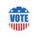 3d de stemknoop van de V.S. Stock Foto's