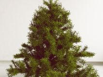 3d deel van Kerstboom Royalty-vrije Stock Foto