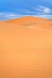 3d desert generated illustration sandy Fotografering för Bildbyråer