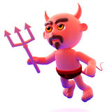 3d Devil Stock Photo