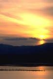 D& x27 di Coeur del lago; Alene, Idaho Fotografia Stock