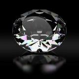 3d diament Zdjęcia Royalty Free
