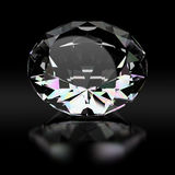3d Diamond. Royalty Free Stock Photos