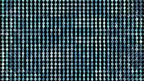 3D Diamond Background Stock Image