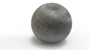 3D digital render of sphere Stock Images