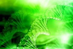 3D DNA pasemka ilustracji