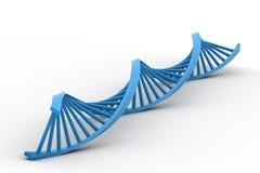 3d DNA pasemko Zdjęcie Royalty Free