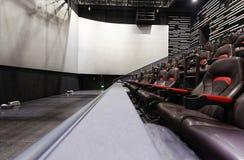 3D Dolby kino obraz stock