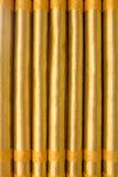 d'or drapez Image libre de droits